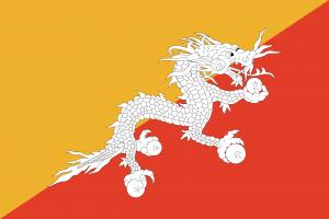 bhutáni_zaszlo