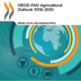Megjelent az OECD-FAO Mezőgazdasági előrejelzés 2016-2025.