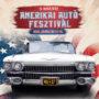 Nemzetközi Amerikai Autó Fesztivál augusztusban
